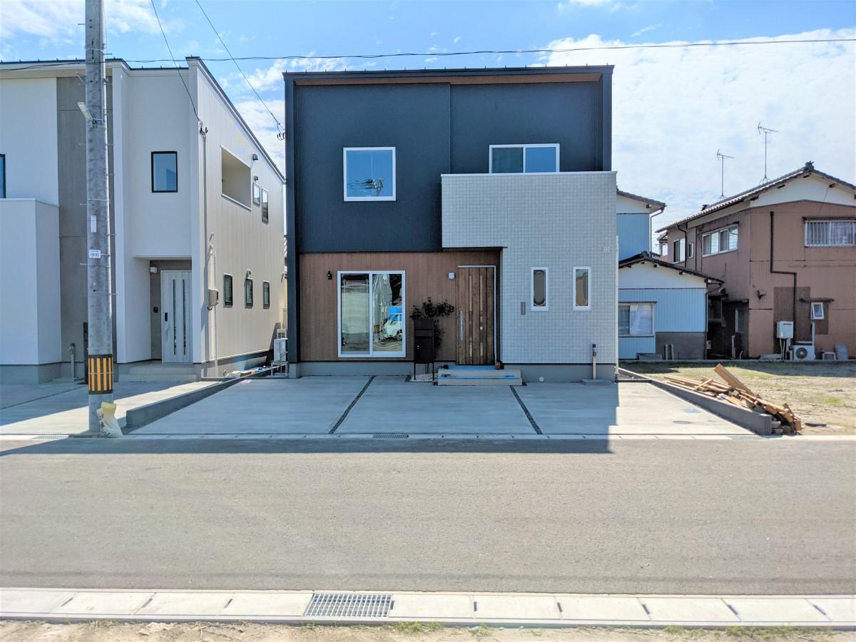 江南区所島分譲地 4LDK建売住宅 販売価格3051万円